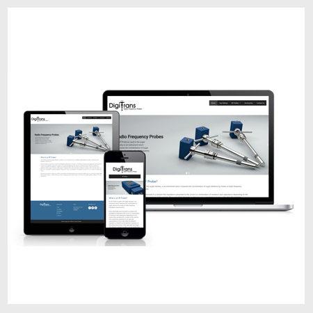 DIGI TRANS Website